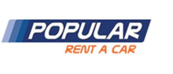 Popular rent a car